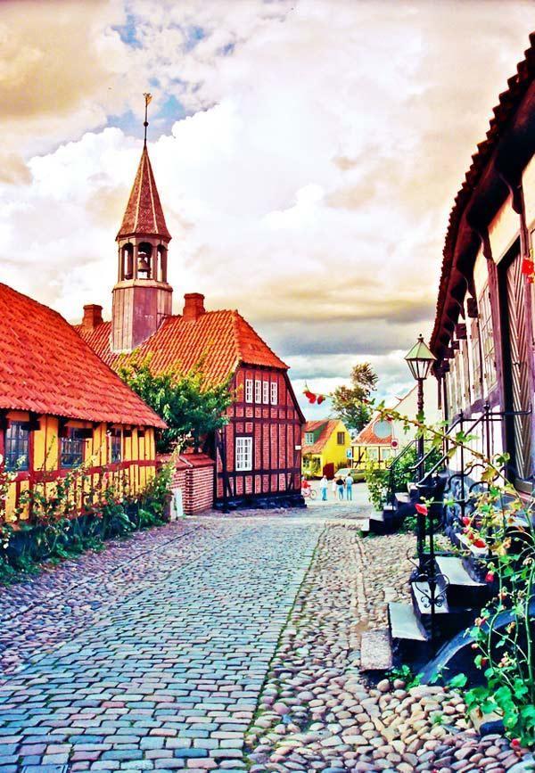 Ebeltoft, Δανία