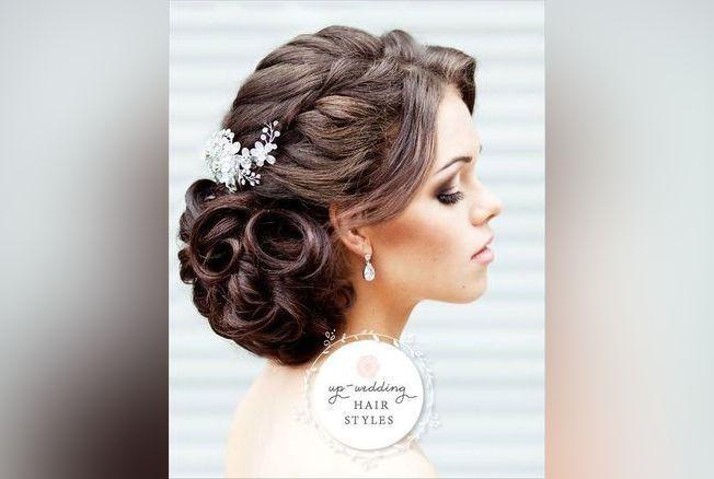 Coiffure Mariage 100 Idees Pour Cheveux Courts Et Longs Coiffure Mariage Tresse Coiffure Mariage Cheveux Long Coiffure Mariage