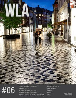 WLA #06 Landscape Architecture Quarterly Magazine