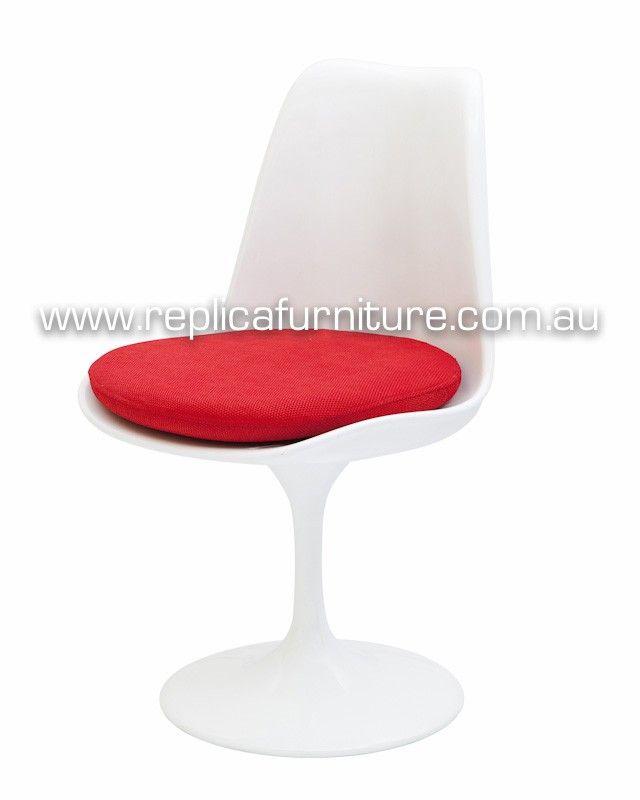 Tulip Chair - Reproduction Eero Saarinen Tulip Chair Fibreglass
