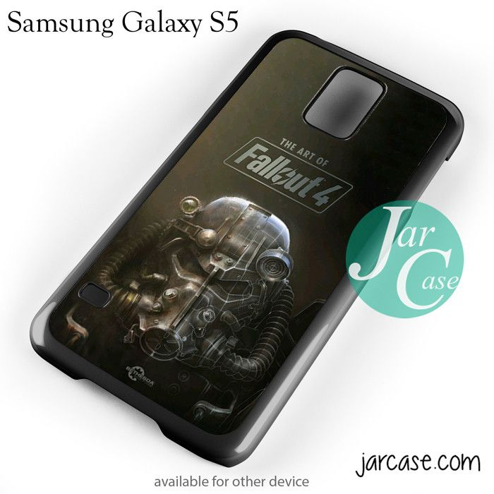 Fallout 4 Phone case for samsung galaxy S3/S4/S5
