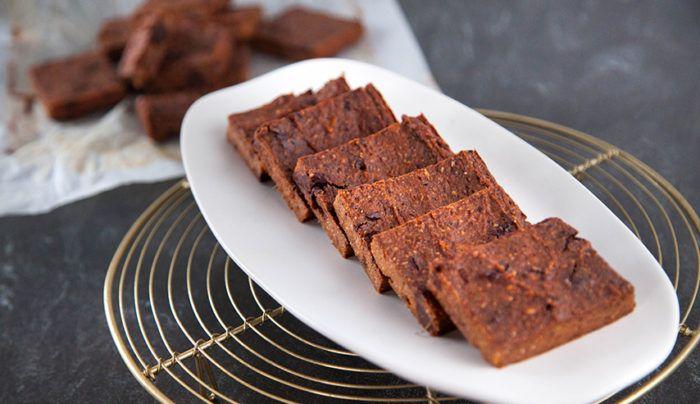 Sweet Potato Brownie | Good Chef Bad Chef