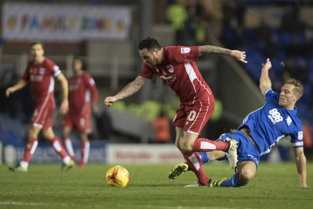 #rumors  Bristol City transfer news: Lee Tomlin linked with shock move to Ligue 1 side Marseille