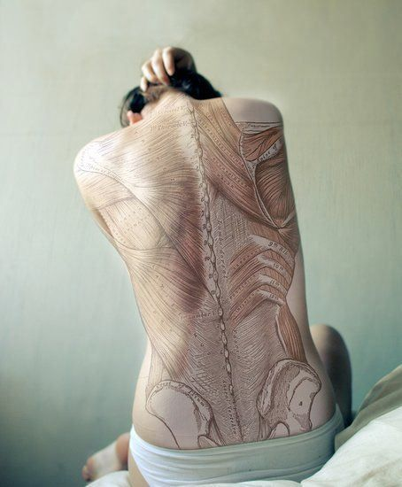 The detail and skill needed to create this tattoo is almost impossible to fathom.