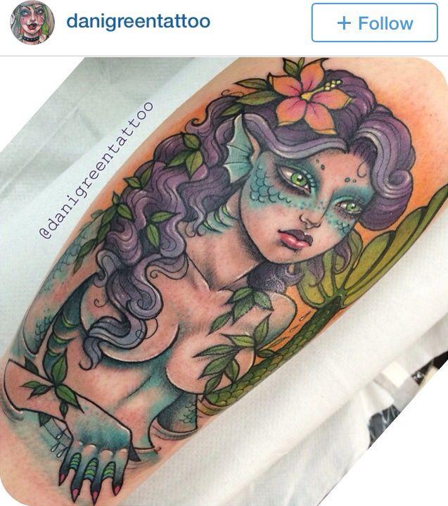 Dani green merlady