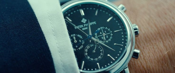 Non Stop PATEK PHILIPPE 3970 WATCH #JasonButlerHarner #Watch #ProductPlacement