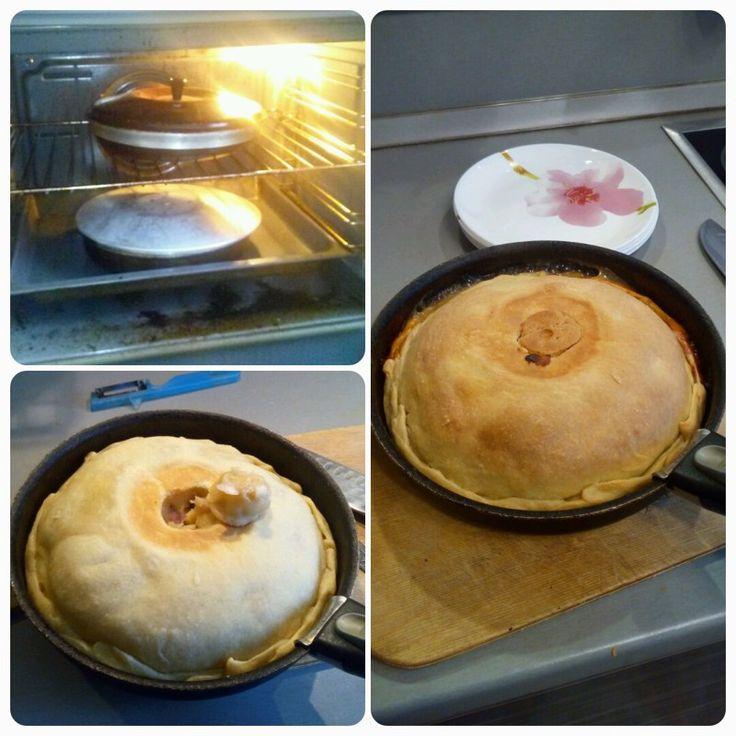 В духовку готовим сами, домашние рецепты, еда, пирог, татарский пирог