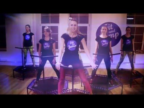 FIT AND JUMP GIRLS POWER!!!!! - YouTube