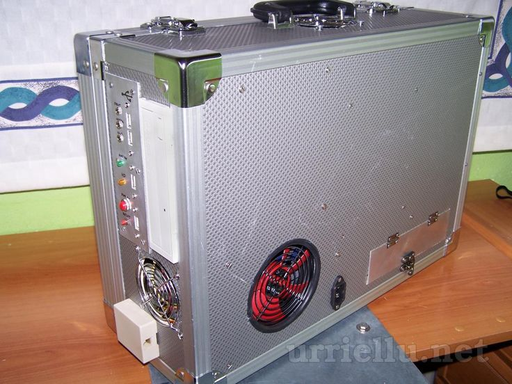 Image result for metal briefcase computer case