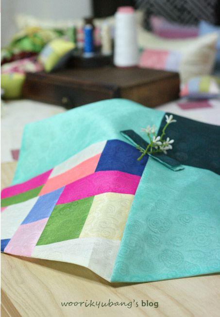 Crafts made from snail zenana _ octagonal complementary gapsa: Naver blog