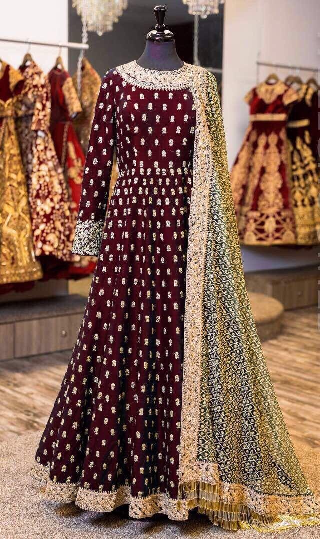 Bridal Anarkali
