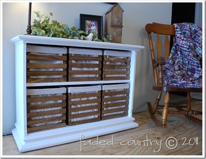 Entryway Storage Crates Ways To Organize Clean