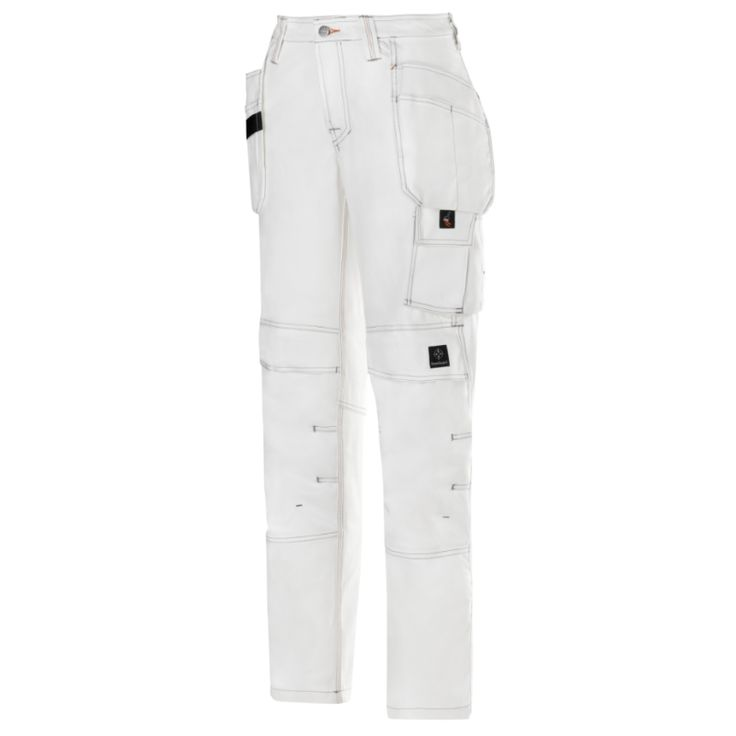 3775 SNICKERS WOMENS PAINTERS TROUSERS