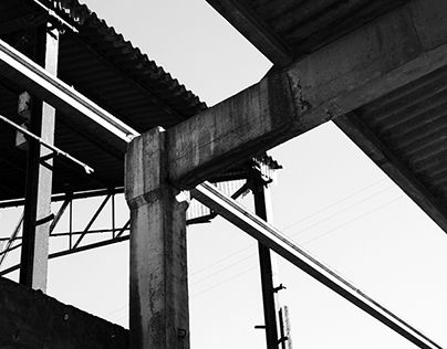 """Check out new work on my @Behance portfolio: """"B&W - Old Paper Factory"""" http://be.net/gallery/59534233/B-W-Old-Paper-Factory"""