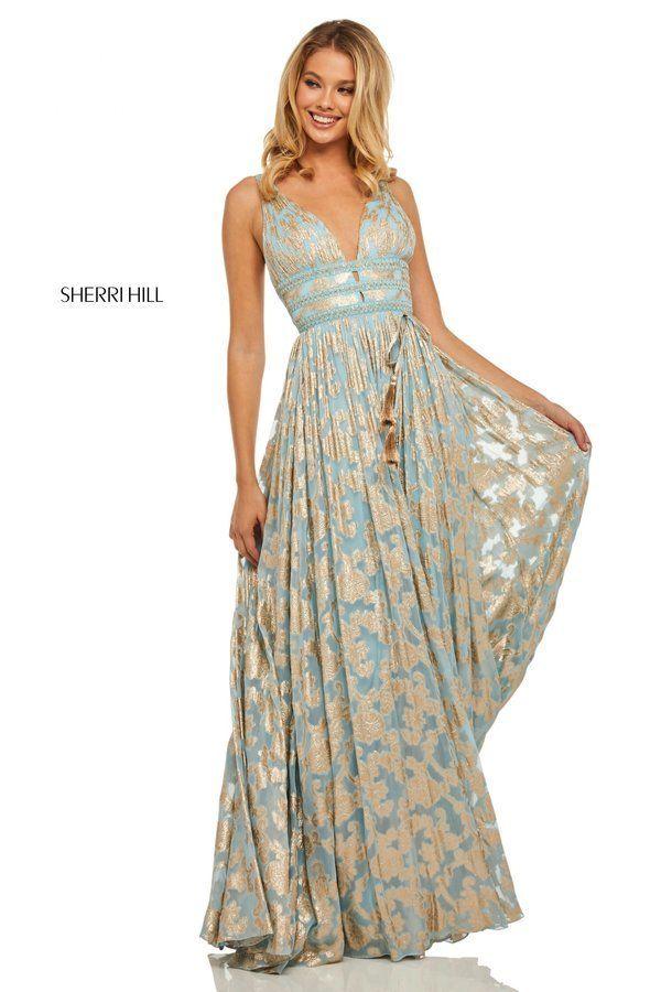 2845e805d87 Sherri Hill Style 52474