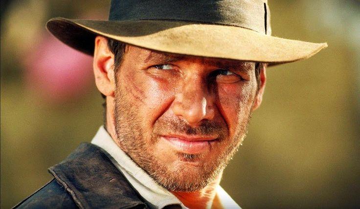 Harrison Ford volverá a vestir el traje de Indiana Jones - Oye Juanjo!