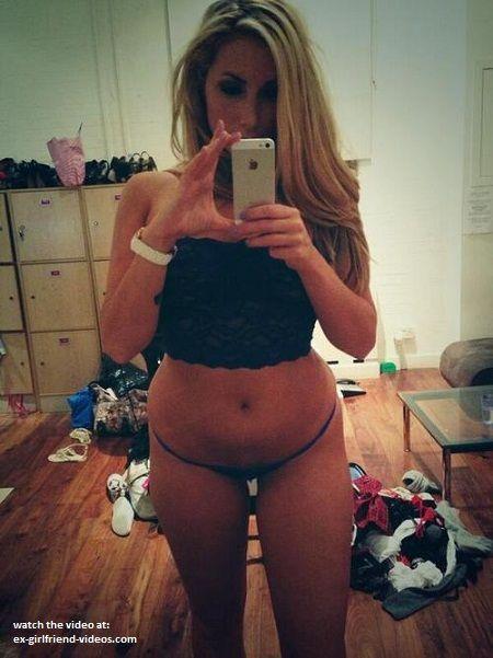 Nude slim mature housewife
