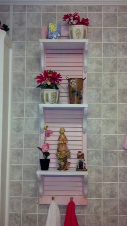22 Best Over The Toilet Images On Pinterest Bathroom