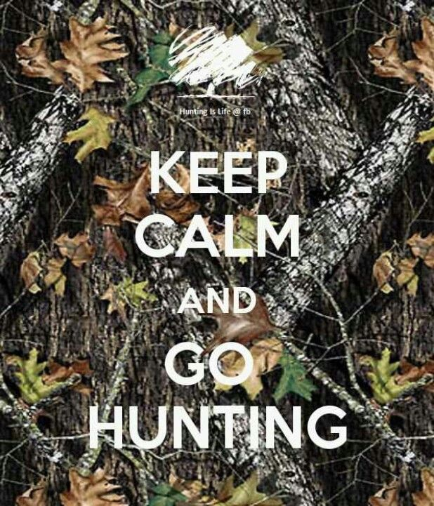 That's my motto. Whenever I'm feeling stressed, nature (including hunting and archery of course) is where I escape to.