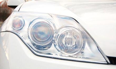 Equip'auto 83 à LA GARDE : Rénovation des optiques de phares: #LAGARDE 49.90€ au lieu de 99.00€ (50% de réduction)