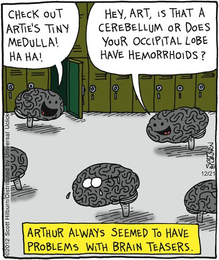 Brain Teasers...                                                                                                                                                                                 More