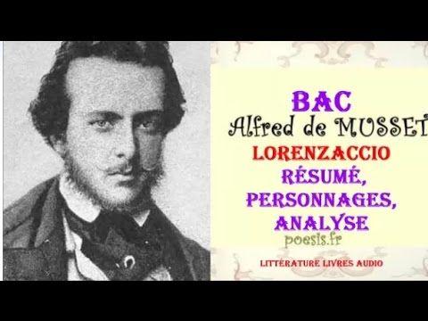 BAC - Lorenzaccio par Alfred de Musset, Résumé, Personnages, Analyse, Livre audio - YouTube