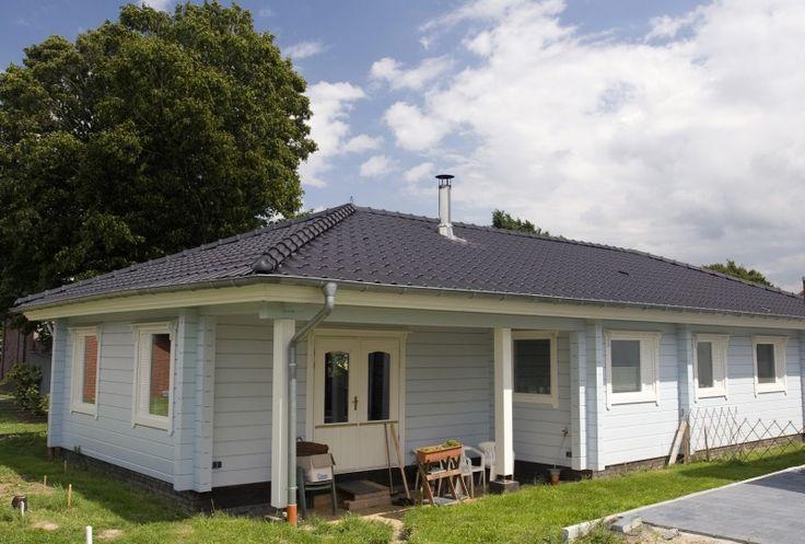 Casa finlandesa – moderna casa de madera de origen finlandés