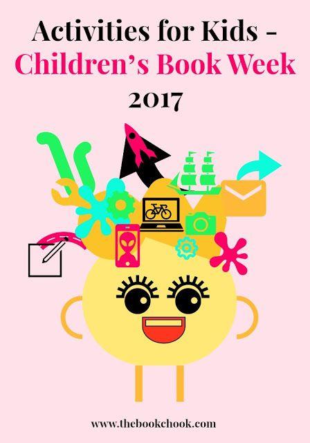 The Book Chook: Activities for Kids - Children's Book Week 2017