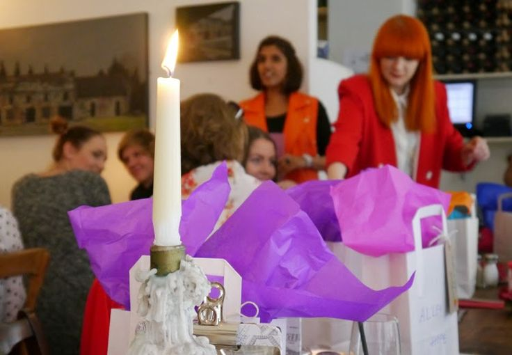 Wardrobe Conversations: Edinburgh Bloggers Afternoon Tea