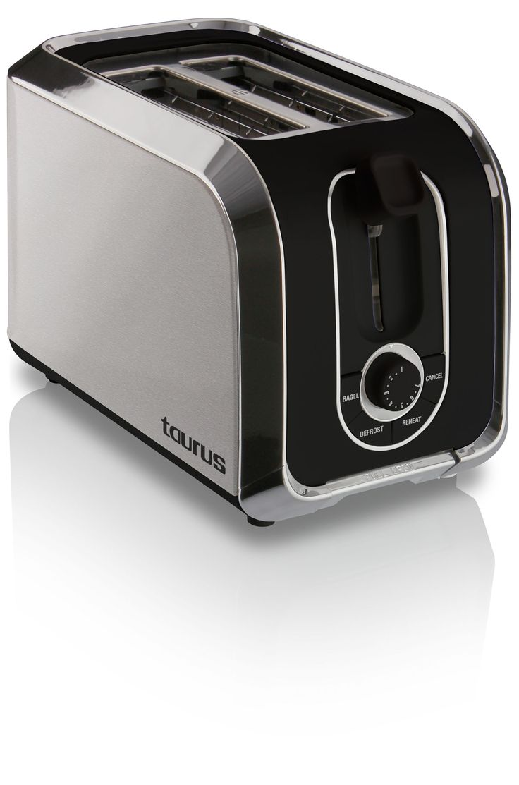 Tostadora Estilo Stainless Steel Toaster  http://www.taurusappliances.co.za/products/stainless-steel-toaster-960200