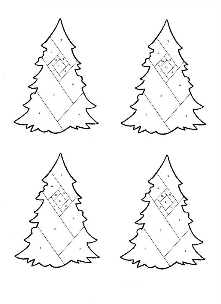 Новогодние открытки своими руками-схема, блич приколы