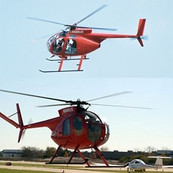 | Learn to Fly a Helicopter with cloud 9 living.