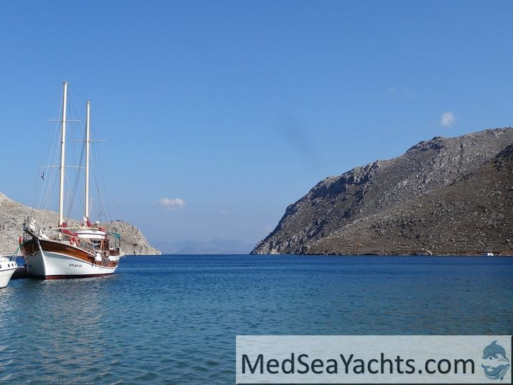 Sail the islands of #Greece. Rent your own yacht and crew then relax and enjoy. www.MedSeaYachts.com