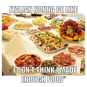 "Actually, good luck in general if you ever wanted to ""watch what you eat."" 