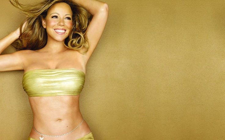 Mariah Carey back in the day not the new age crazy town