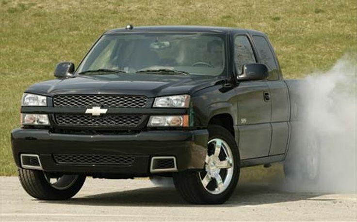 2005 Chevrolet Silverado Ss Rwd Rear Interior View Photo 2