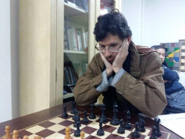 Dia 13 de novembro acontece o Torneio por Equipes da Consciência do Xadrez. Arbitragem de AI Marius Rombout van Riemsdijk