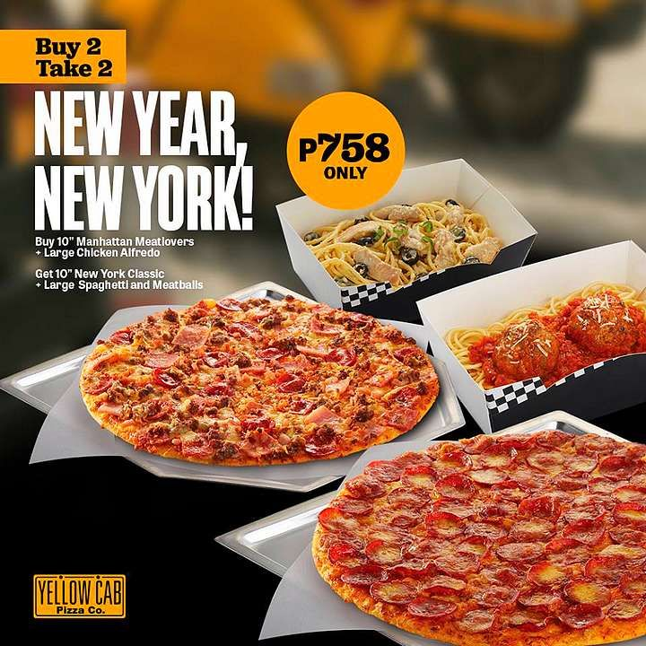 more photos a0eb4 fd547 Buy two take two at Yellow Cab | Salezoneph Philippine Deals ...