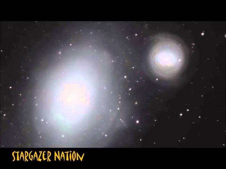 Killer Galaxy Shows Scars