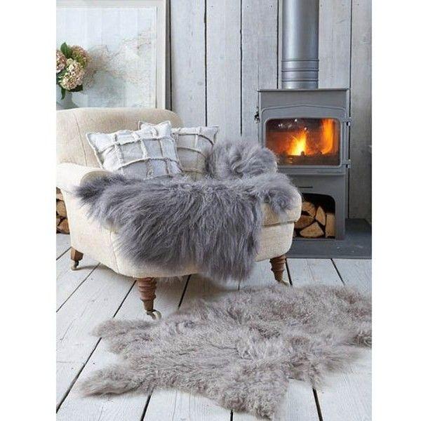 Royal Dream Large Sheepskin Rug Grey Today At Iwoot