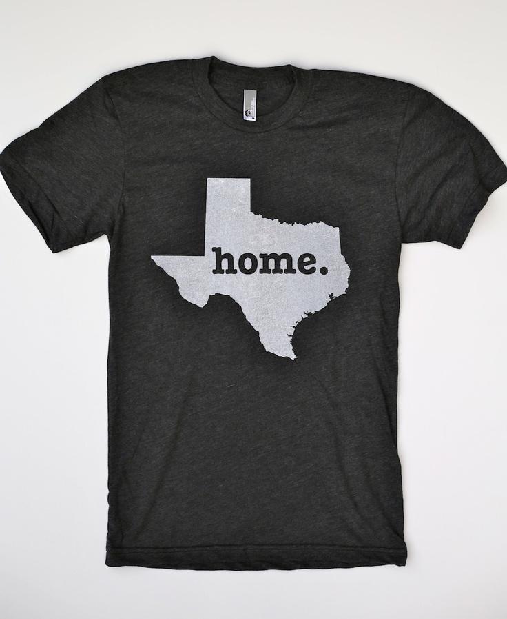 No Oregon, yet. So pinned this one for the hubby. The Home. T - Texas Home T, $25.00 (http://www.thehomet.com/texas-home-t/)