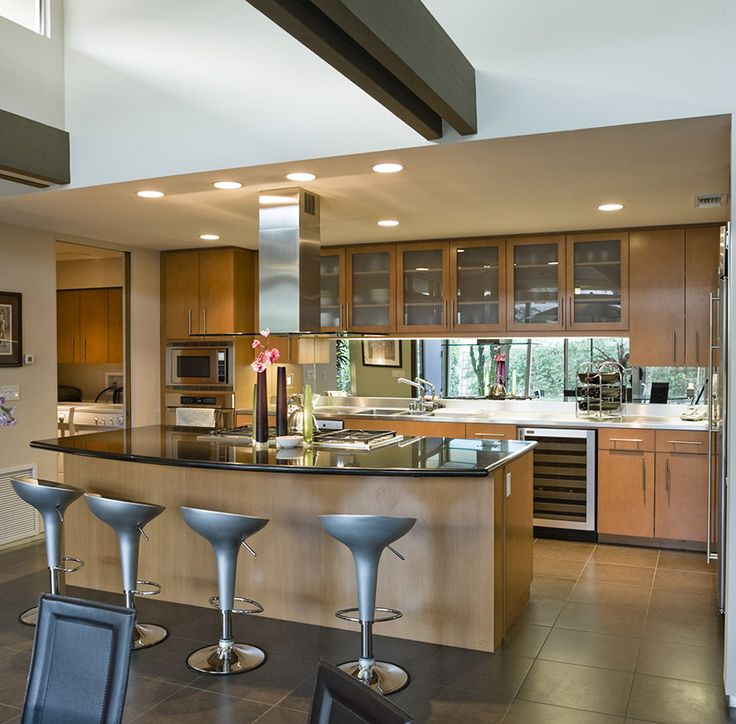 Open Concept Kitchen Design Classy Design Ideas