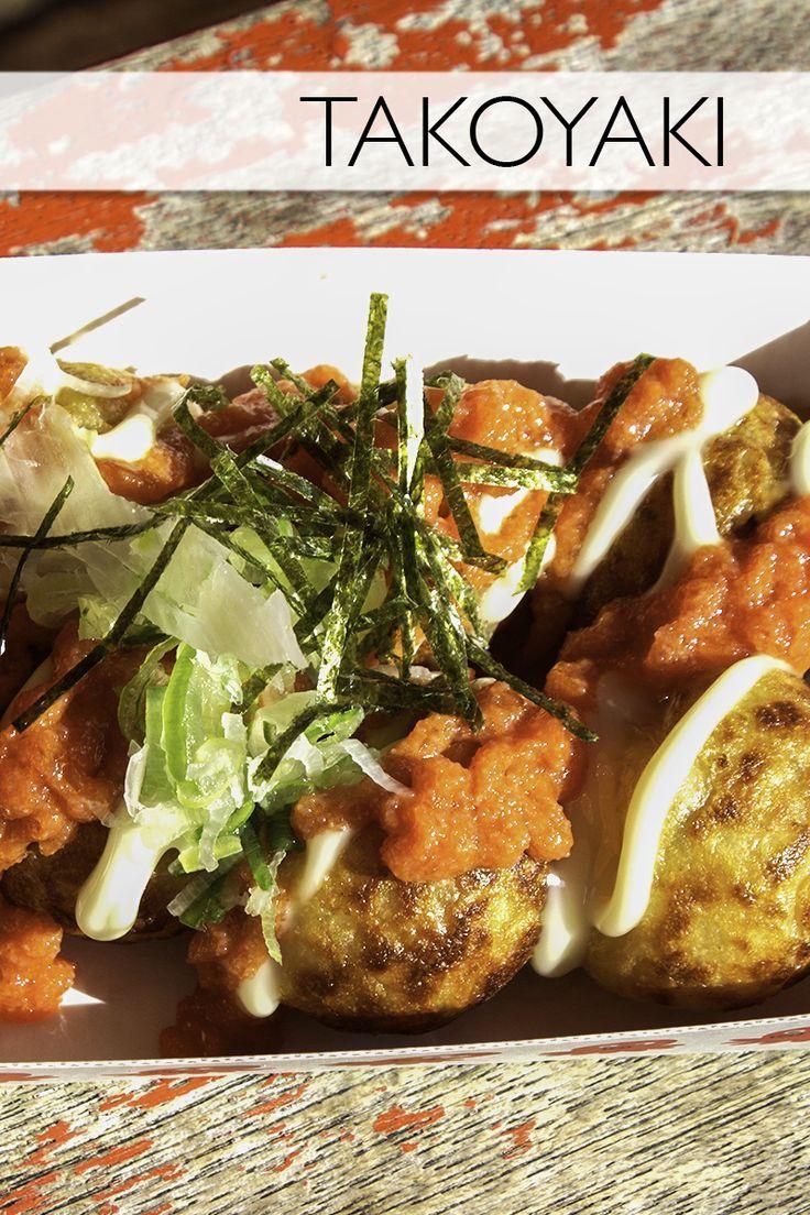 Takoyaki!Everything you need to know about the Japanese food, takoyaki.