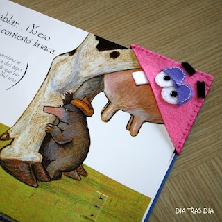 Marcapáginas: Ideas For, Monsters Bookmarks, Crafts Ideas Patterns, Good Ideas, Marcapágina Bookmarks, Books Mark, Monster Bookmark, Marcapáginas Bookmarks