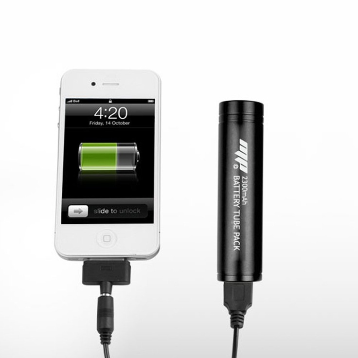 : Batterie de secours PowerTube pour Iphone 3, 4, Iphone 5, Ipad, Samasung Galaxy S3 S2 TAB, Blackberry, HTC - batterie externe MP EXTRA® : Amazon.fr : Informatique