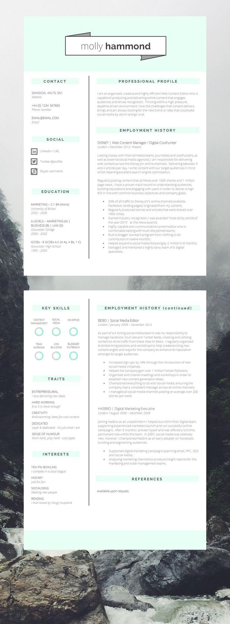 best 25 resume help ideas on pinterest