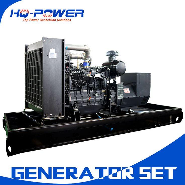 chinese power gen 200kw electric commercial generators 250kva