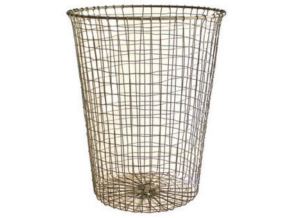 contemporary waste baskets by High Street Market