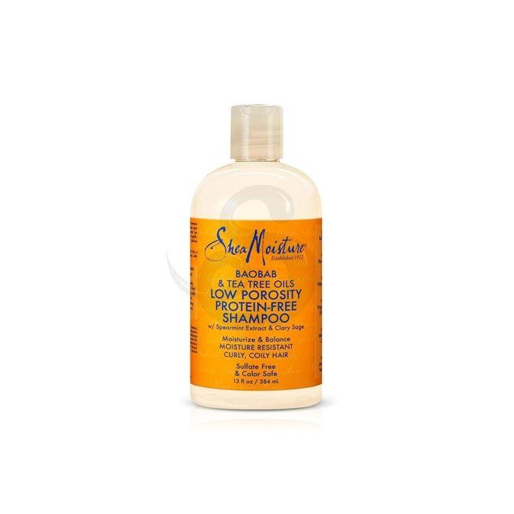 Champú clarificante sin sulfatos, para cabello de porosidad baja sin proteínas, limpia la acumulación de productos capilares