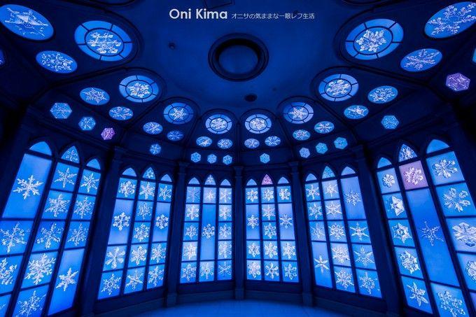アナ雪のお城が日本にあった!北海道の「雪の美術館」が神秘的すぎる! | RETRIP